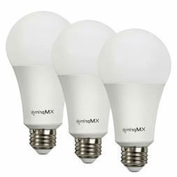 Two XMprimo 2300 Lumens A21 E26 22 W  LED bulbs