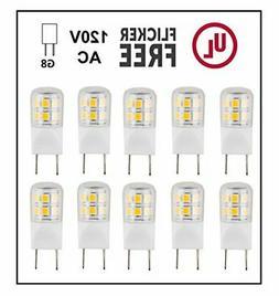 CBConcept UL-Listed, G8 LED Light Bulb