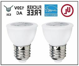 CBConcept UL-Listed PAR16 LED Bulb,4-Pack,6 Watt,550 lm,Warm