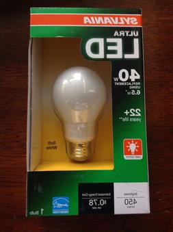 SYLVANIA ULTRA 6.5-Watt  A19 Medium Base Dimmable Soft White