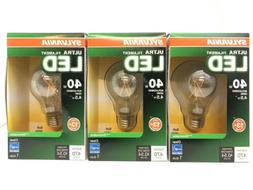 Sylvania Ultra Filament LED 40W Replacement Dimmable Soft Wh