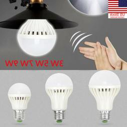 us motion sensor detector bulb led auto