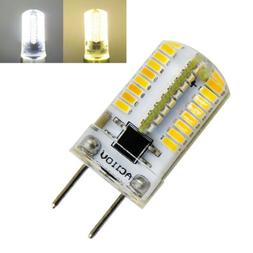 USA Shipping 10x G8 LED Bulb Dimmable 110V 120V 2.6W Transpa