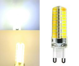 USA Shipping 8pcs G9 Led Dimmable bulb 5W 80-5730 SMD 110~12