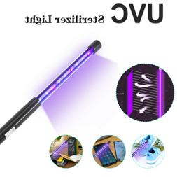 USB Portable LED UVC Disinfection Lamp Handheld Germicidal U