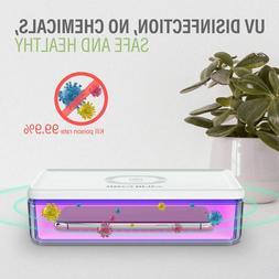 UV Sterilizer Wireless charger for UV-C Light Disinfection B