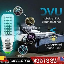 UVC Ozone UV Germicidal Lamp Ultraviolet Sterilizer Disinfec