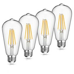 Vintage LED Edison Bulb Dimmable 8W Led Filament Light Bulb