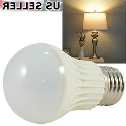 3W LED Warm White Standard Light Bulb E26 3000K 270lm 25W Eq